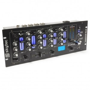 STM-3005USB/Rec EQ 4-Kanal-Mischpult USB mp3 REC-Funktion