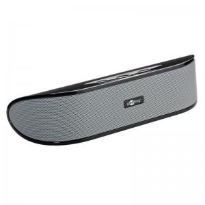 Goobay® Mobiler Lautsprecher Soundbar schwarz