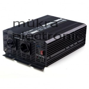 Spannungswandler 12V 2000/4000W
