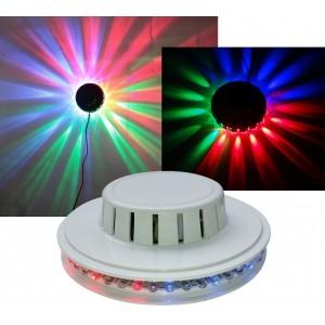 Licht-Effekt 48-LEDs Musik-/Automatiksteuerung