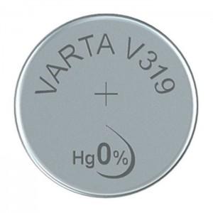 Varta SR64 (V319) Silberoxid-Zink-Knopfzelle, 1,55 V Uhrenbatterie