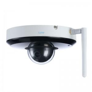 TURM WLAN 4 MP PTZ Kamera mit 4x Zoom, Starlight und Nachtsicht