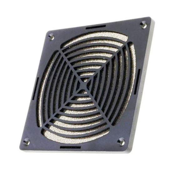Lüfter Abdeckung Fan Protector Fingerschutz für Lüfter 120x120mm