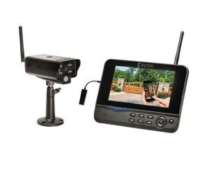 CTVSet-trans62 Überwachungssystem 2,4GHz