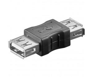 "USB-A/A USB2.0 Hi-Speed Adapter ""A"" Buchse auf ""A"" Buchse"