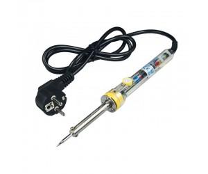 Lötkolben 50W 230V/50Hz 200-450°C regelbar Bleistiftform 1,2mm SH-988