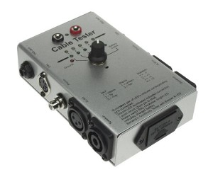 Audio-Kabeltester