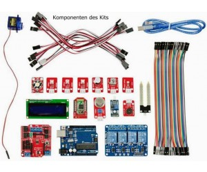 4duino Smart Home Kit UNO R.3 4duino-Starterkit 2