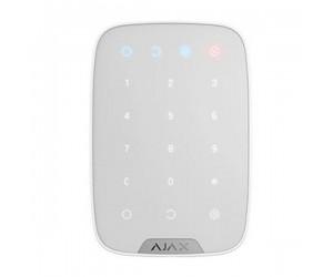 AJAX KeyPad Bedienteil weiss Funk-Tastaturtastatur