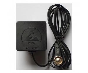 ESD-EEB110L BJZ-Erdungsbaustein glattes Kabel 1,5m 1x DK 10,3 mm