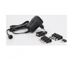 Hycell Steckernetzteil 600mA 3-12V 7,2W USB-Buchse NG-600