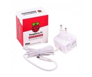 Raspberry-Pi Netzteil 5,1V, 3A, 90-264VAC USB-C weiss NG-USBC5.1V3.0A